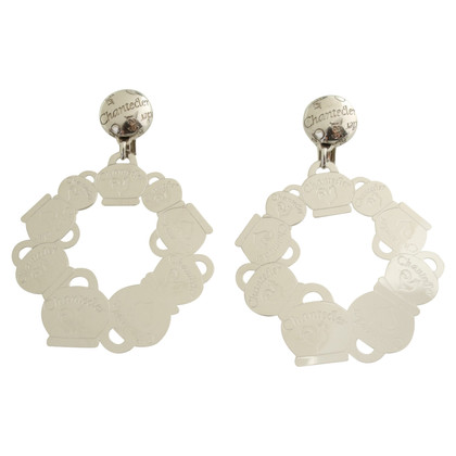 Other Designer Chanteder - Silver colored earrings