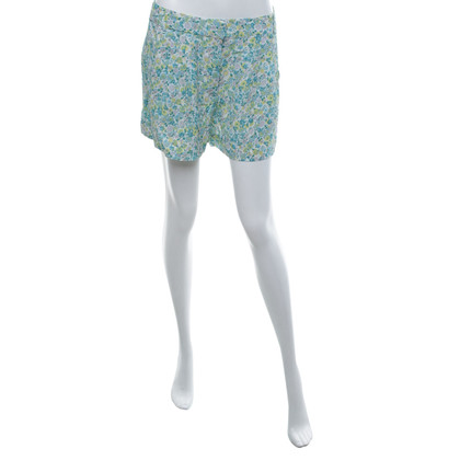 French Connection Shorts mit floralem Print