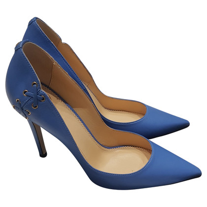 Elisabetta Franchi Pumps in Blau