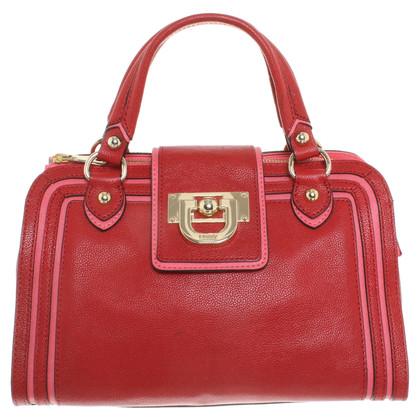 DKNY Handbag in red