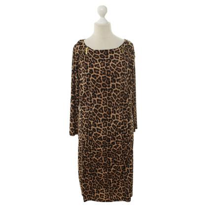 Michael Kors Abito con stampa leopardo