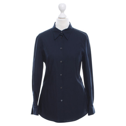 Miu Miu Blouse in dark blue
