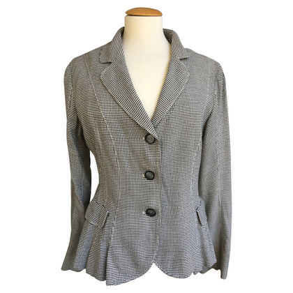 Moschino Cheap and Chic Blazer in Hahnentritt