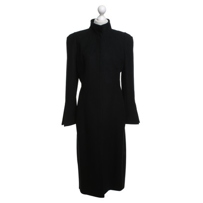 Mugler Coat in midi-length