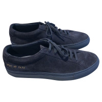 Common Projects Suede Sneakers