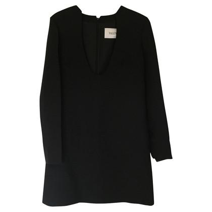 Valentino Kleid mit tiefem Ausschnitt