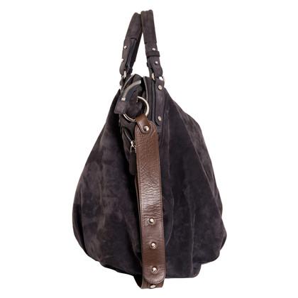 Marni Wildleder-Handtasche