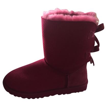 UGG Australia Laarzen in roze