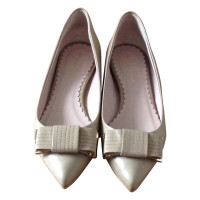 Mulberry Ballet flats with bow