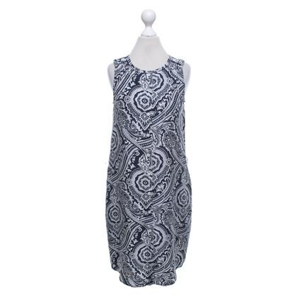 Michael Kors zijden jurk met patroon