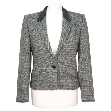 Sport Max Jacket in grey