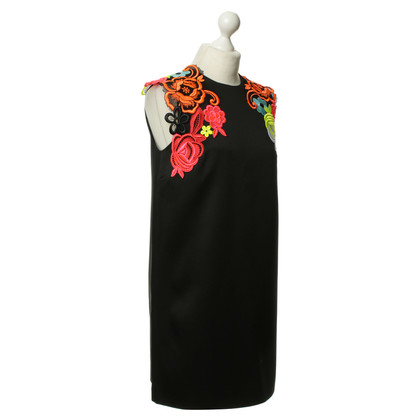 Christopher Kane Cocktail dress with embroidery