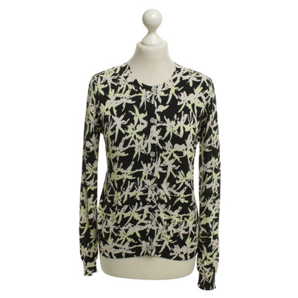 Kenzo Cardigan with floral print