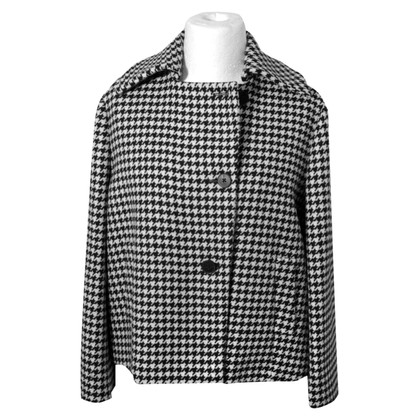 Jil Sander Short jacket in new wool