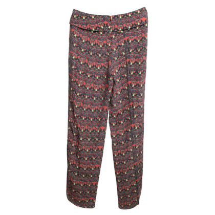 Issa trousers with print