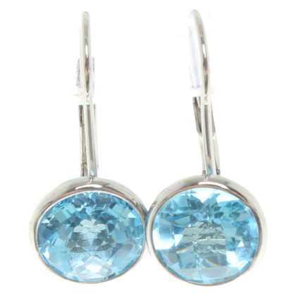 Bliss Earrings in blue