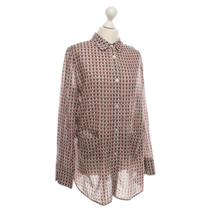 Tory Burch Blouse with patterns