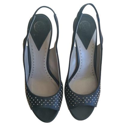 Versace Slingback peep-dita dei piedi