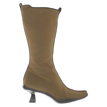 Prada Nylon boots