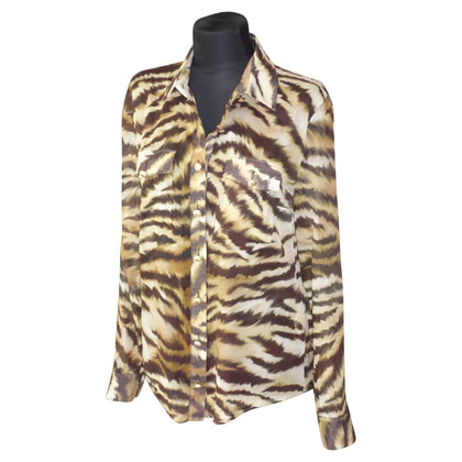 Balmain Blouse Animal Look