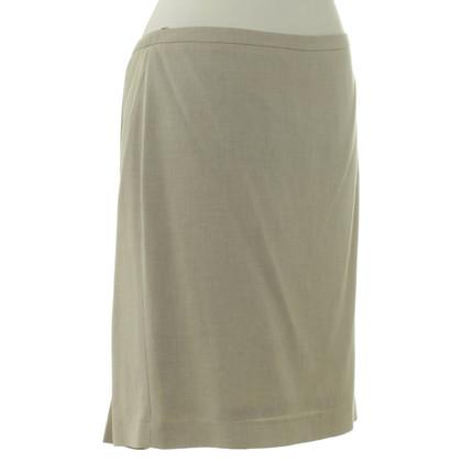 Rena Lange Beige linen skirt