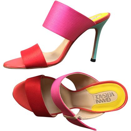 Gianni Versace Sabot Sandals