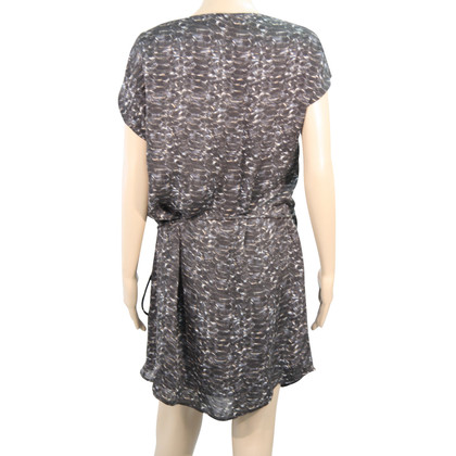 Joseph Silk dress with pattern