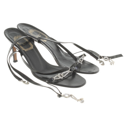 Christian Dior Sandals with applications