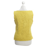 Akris Top in yellow