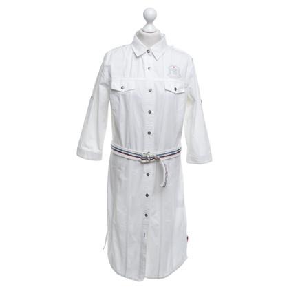 Bogner Shirt dress with belt