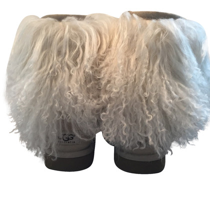 UGG Australia Boots with fur trim