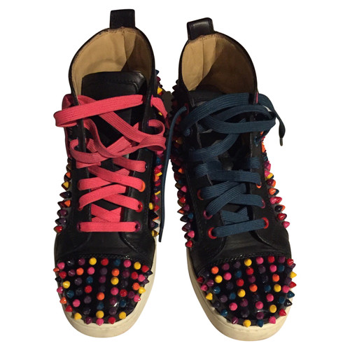 new york 54a70 28423 Christian Louboutin Sneakers - Second Hand Christian ...