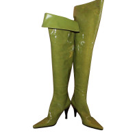 Sergio Rossi Thigh high boots