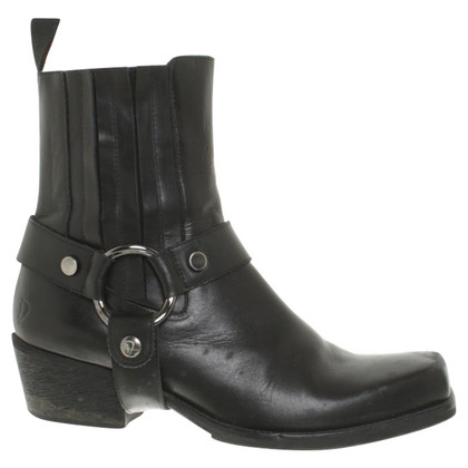 Dondup Boots in black