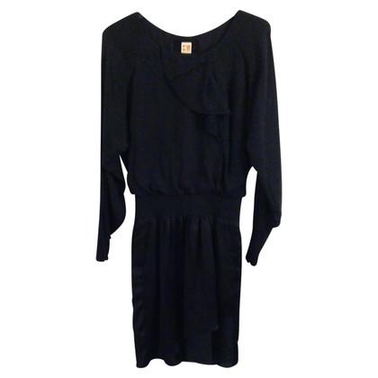 Hugo Boss Zijde/katoenen jurk