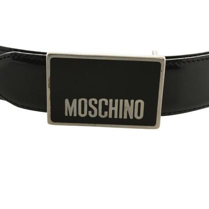 Moschino Black belt