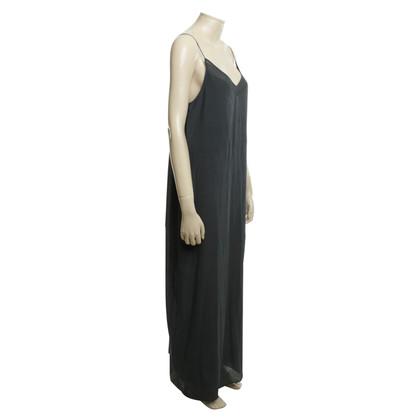 T by Alexander Wang Silk Maxi Dress