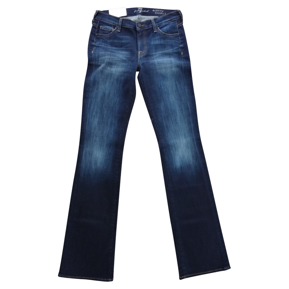 7 For All Mankind Bootcut Skinny