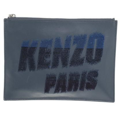 Kenzo flat clutch