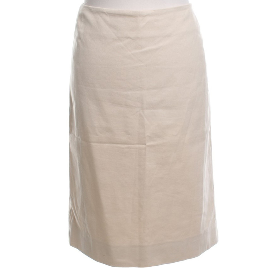 Akris skirt in beige