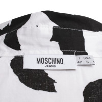 Moschino Blouse with animal print