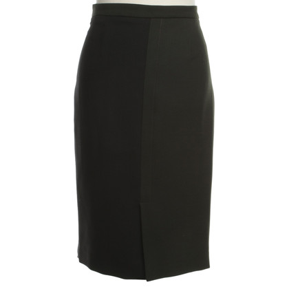 Etro skirt in Black / Olive