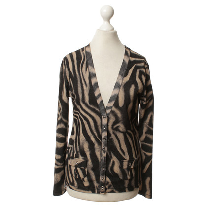 Marc Cain Animal print Cardigan