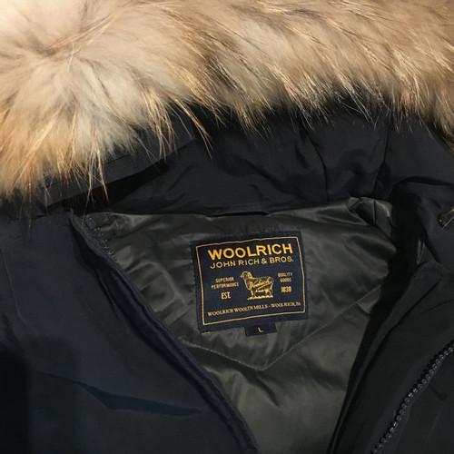 outlet store fef5d a56f5 Woolrich Arctic Parka - Second Hand Woolrich Arctic Parka ...
