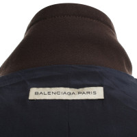 Balenciaga Wool sheath with boxy cut