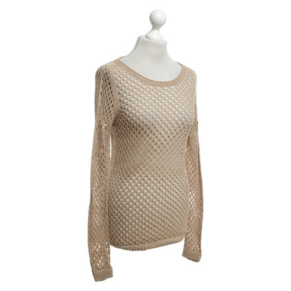 Marc Cain top of net knitting
