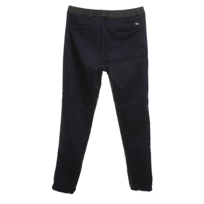 7 For All Mankind Pants with elastic tie