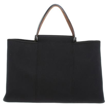 Hermès Handtasche in Dunkelblau