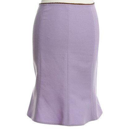 Miu Miu skirt in lilac