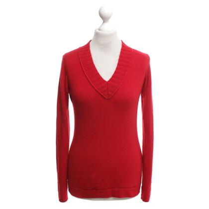 Riani maglioni di cachemire in rosso